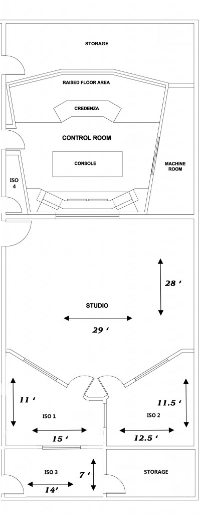Studio Layout